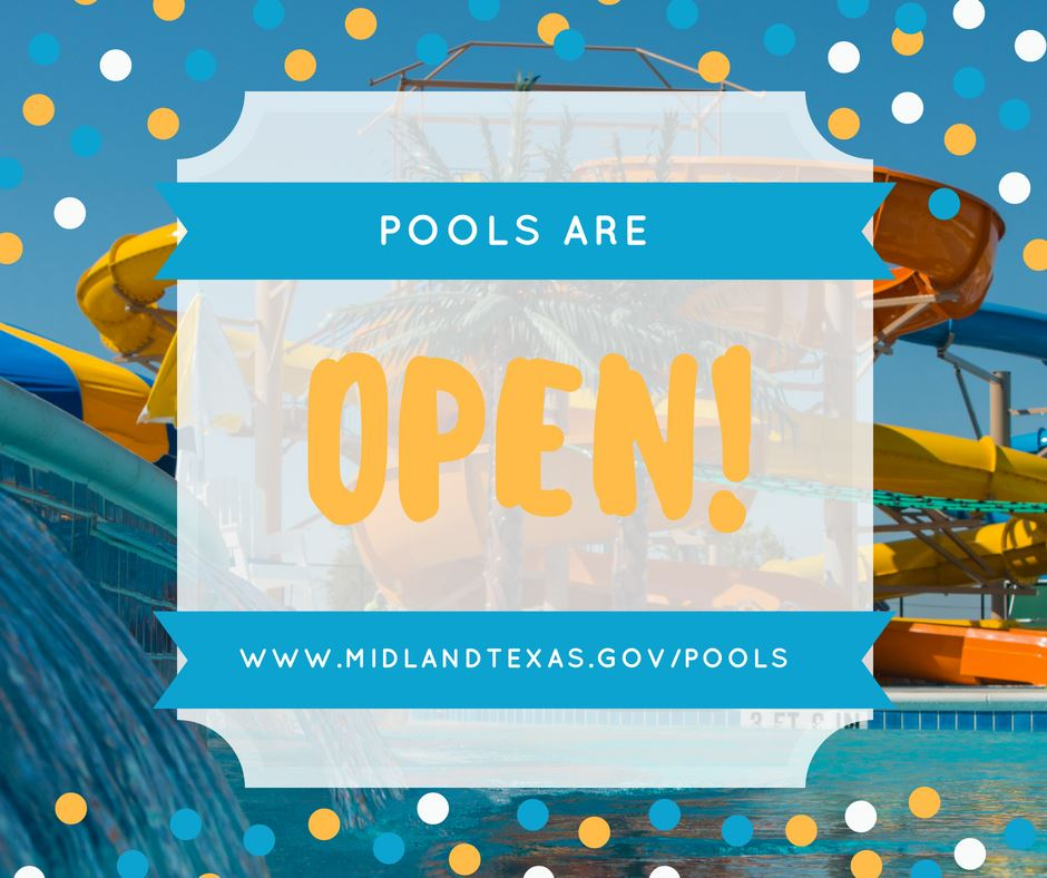 Pools Open FB