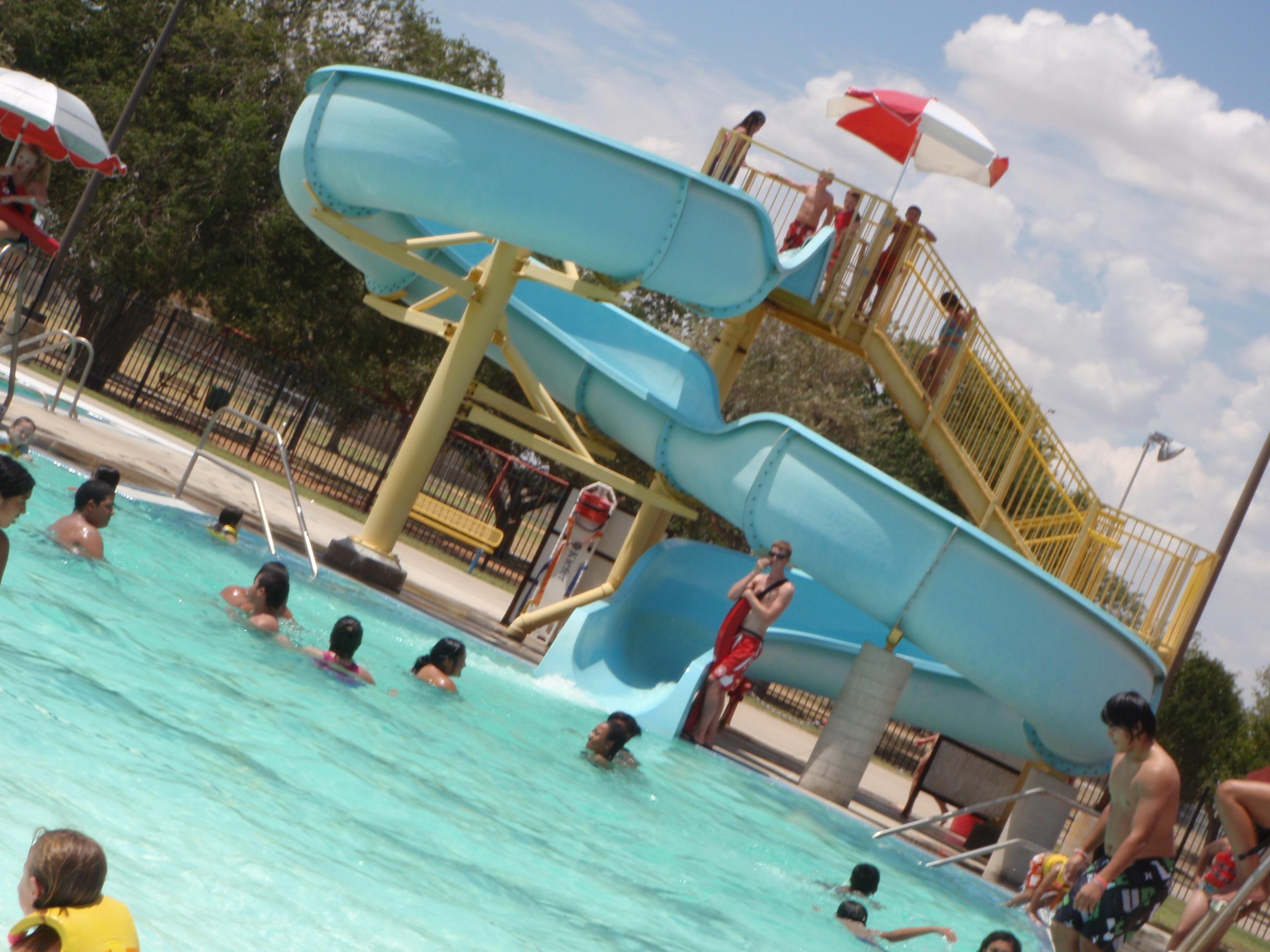 aquatic centers