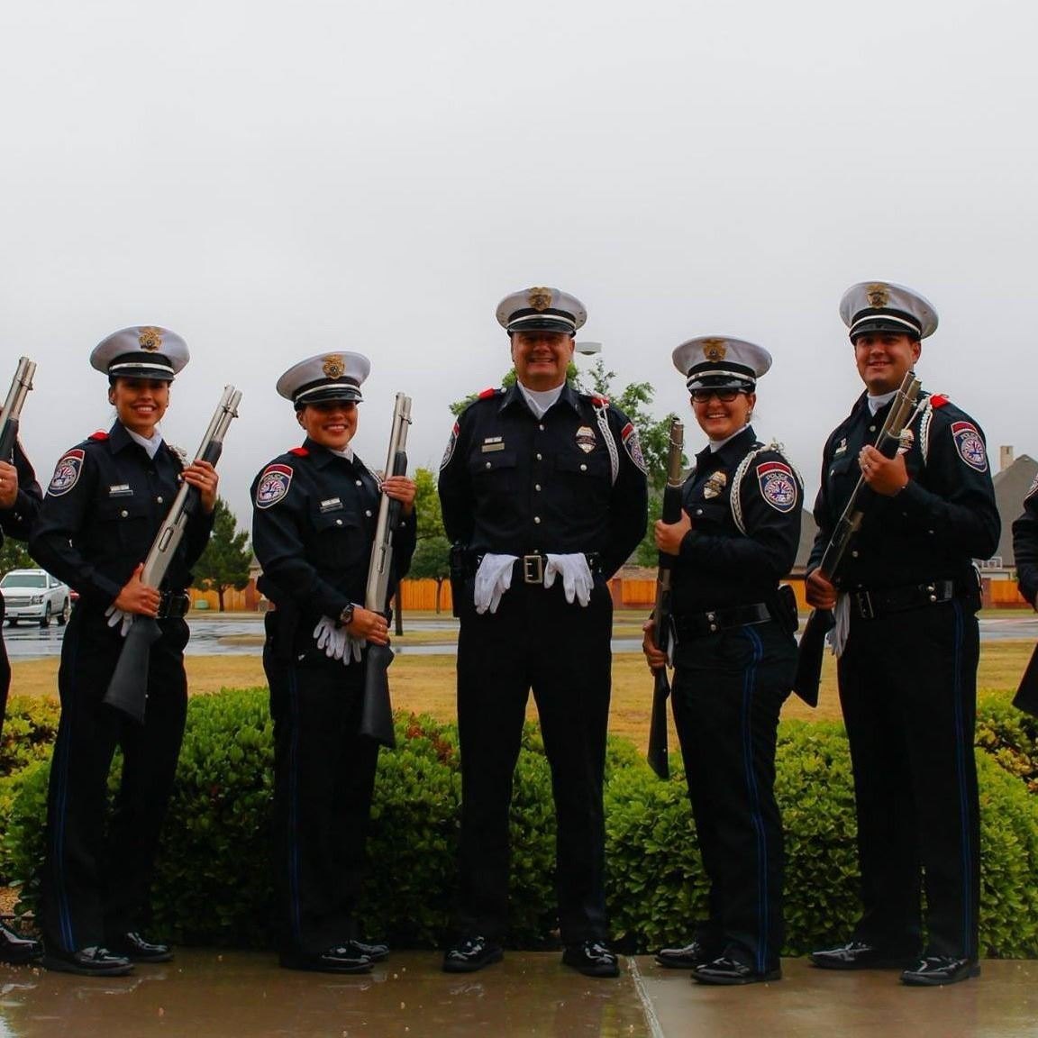 honor guard
